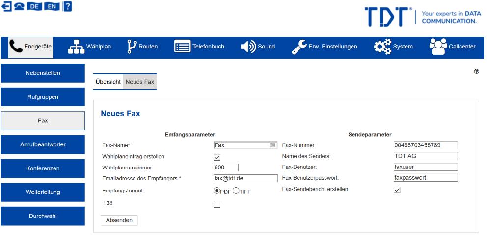 Abbildung images/fax/2_neues_fax.png
